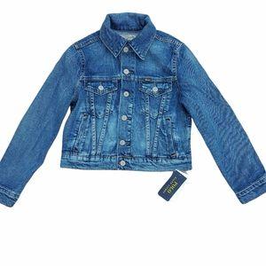 Ralph Lauren Polo jean jacket size 8